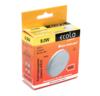 Лампа LED Ecola GX53 8W 6000К диммируемая