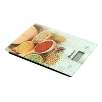 Весы кухонные SAKURA SA-6077WS 8кг ЖКД