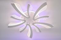 Люстра GLX-18222-5Н-132W+подсветка