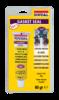Герметик Saudal высокотемпературный силикон 60г