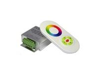 Контроллер усилитель RGB 216W 18A 12V белый