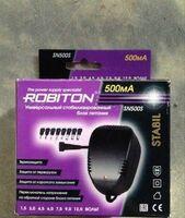 Блок питания Robiton SN500S  500mA / 1.5-12V